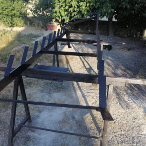 Σιδερένια σκάλα