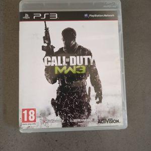 Call Of Duty - Modern Warfare 3 [PS3]