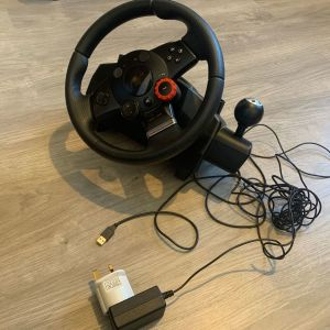 Pedals and wheel for PC