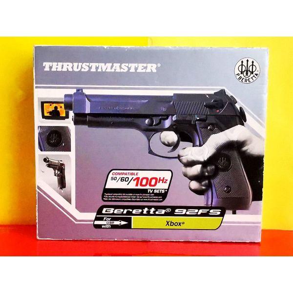 Xbox Classic Thrustmaster Beretta 92FS Lightgun