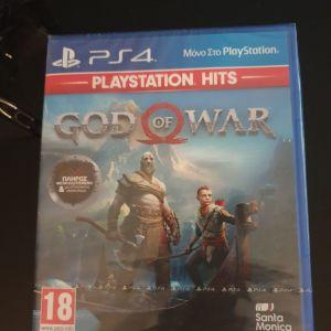 God of war PS4 Play station Hits