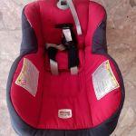 Κάθισμα μωρού αυτόκινητου καθαρισμενο και ετοιμο για χρηση