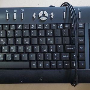 Πληκτρολόγιο Innovator Slim Office Keyboard