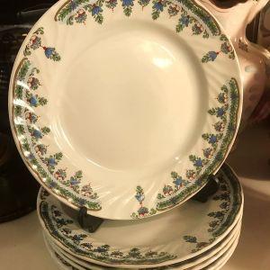 Πιάτα Vintage Πορσελάνη Bavaria