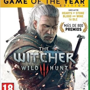 The Witcher 3 Wild Hunt - Game of the Year Edition για XBOX ONE, Series X/S