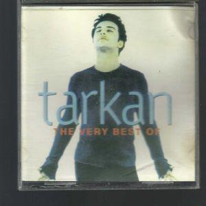 CD - TARKAN - THE VERY BEST OF