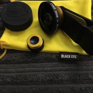 Τηλεφακος Black Eye Lens Combo Κινητού Τηλεφώνου
