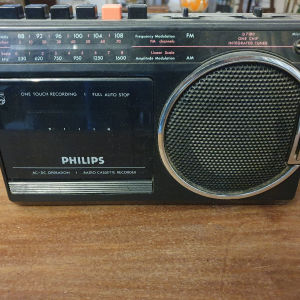ΚΑΣΕΤΟΦΩΝΟ PHILIPS D 7180