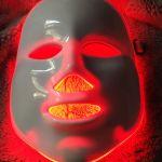 LED Μάσκα φωτοθεραπείας