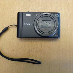 Sony WX350 Compact Φωτογραφική Μηχανή