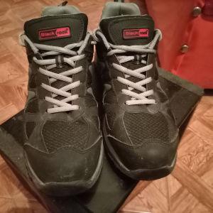 Παπούτσια εργασίας αθλητικά Μαύρο Γκρι Νούμερο 42