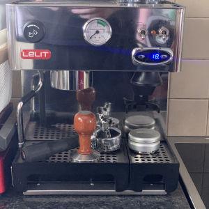 Μηχανή espresso Lelit PL042 Temp pid