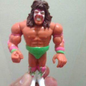 """Vintage Φιγούρες WWF """"Ultimate Warrior"""" (1st Series) [Hasbro]"""