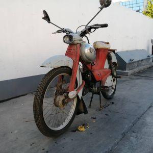 Μοτοποδήλατο Rabeneick Binetta 50cc δεκαετίας 1950-1960