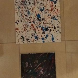 Μοντέρνα τέχνη 10€ και οι δύο μαζί
