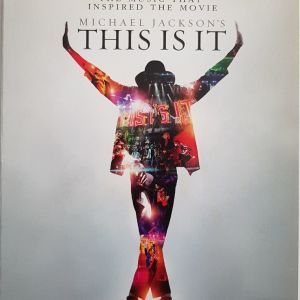 MICHAEL JACKSON - THIS IS IT -   DOUBLE CD