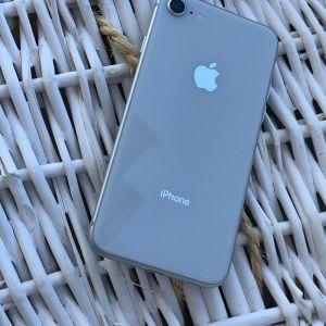 iPhone 8 64gb silver, τέλειο