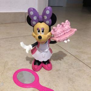 Minnie 12cm με αξεσουάρ