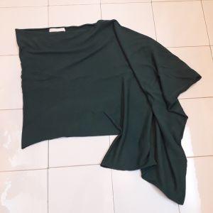 Μπλουζάκι πράσινο Stefanel