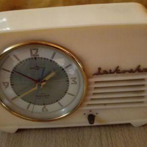 Ρολόι-ξυπνητήρι επιτραπέζιο (vintage)