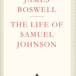 the life of samuel johnson ll.d  1952 EDITION