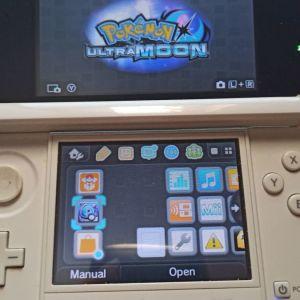 Nintendo 3ds + Pokemon Ultra Moon