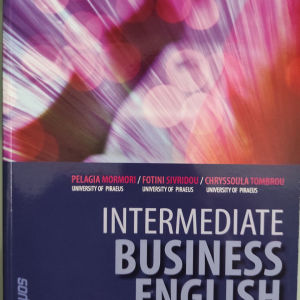 INTERMEDIATE BUSINESS ENGLISH