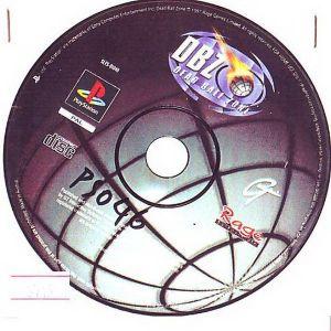 DEAD BALL ZONE - PS1