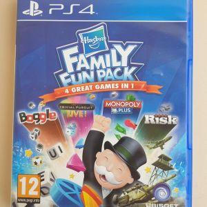 PS4 Game Hasbro Family Fun Pack
