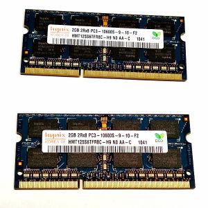Hynix DDR3 4GB (2 x 2GB) SO-DIMM