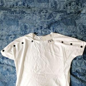 Zara μπλουζάκι γυναικείο