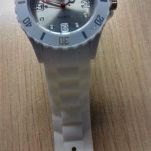 Ρολόι χειρός λευκό