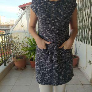 Μπλουζοφόρεμα ζεστό σε χειμωνιάτικες αποχρώσεις