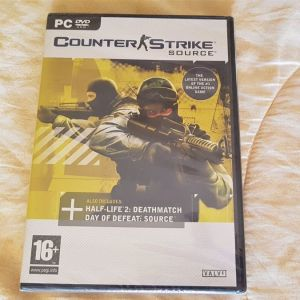 Πωλείται το Counter Strike Source για PC σφραγισμένο