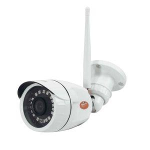 IP HD κάμερα αδιάβροχη IP66 2Mp WIP WiFi Ethernet και νυχτερινή λήψη Wireless 12V ML-C172S DEFENDO