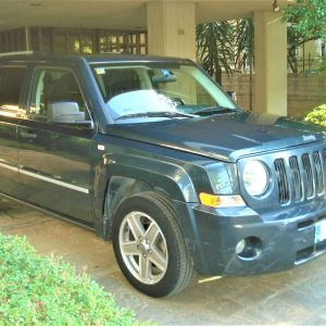 2009 Jeep patriot limited edition 2.4 full extra