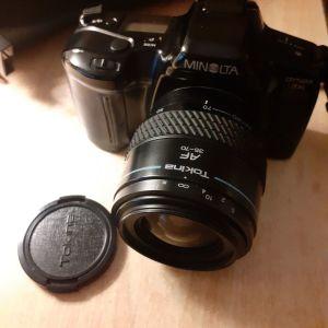 φωτογραφικη μηχανη  MINOLTA