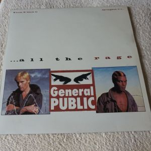 GENERAL PUBLIC-ALL THE RAGE
