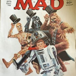 MAD and SUPER SPECIAL MAD (USA Comics)