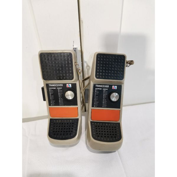 walkie talkie epochis 1970