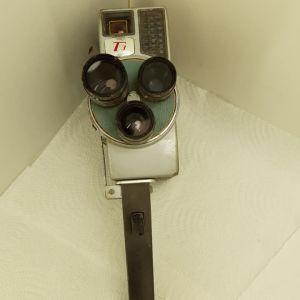 μηχανη κινηματογράφου αντίκα εποχής συλλεκτικό κομμάτι