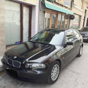 bmw 318 coupe compact