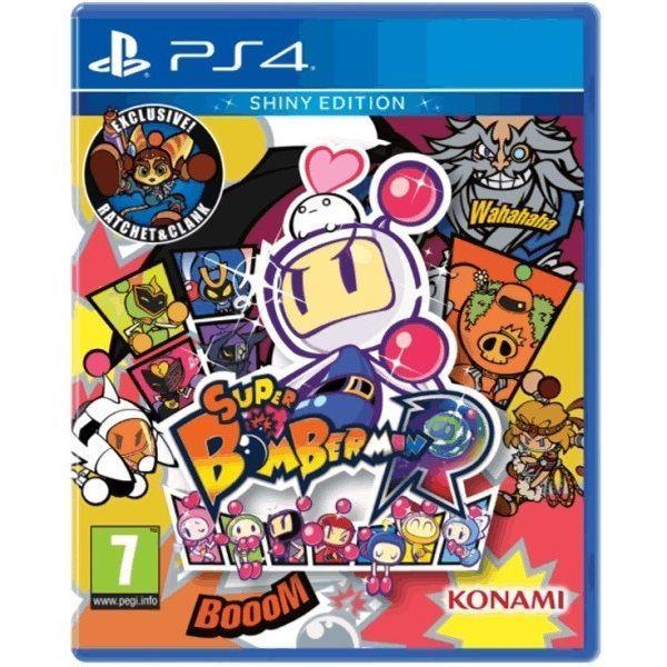 Super Bomberman R gia PS4 PS5