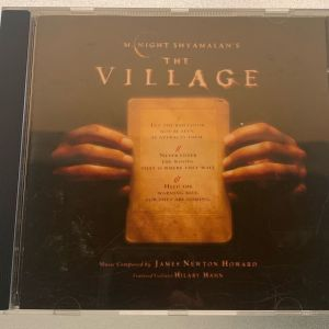 The village OST cd