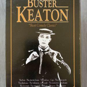 Buster Keaton 6 DVD