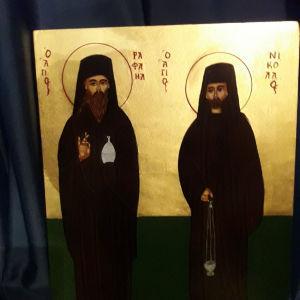 Αγιογραφίες φτιαγμένες με το χέρι