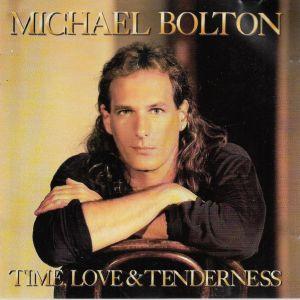 CD  / MICHAEL BOLTON / TIME LOVE & TENDERNESS