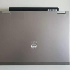 HP EliteBook 2540p  i7/ 4gb / 128 msata ssd/ cd dvd