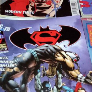 Ελληνικά Marvel & DC Comics περασμένων δεκαετιών πωλούνται τέλεια διατηρημένα