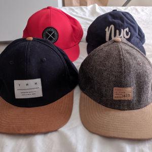 Καπέλα επώνυμα  (4 Καπέλα μαζί)